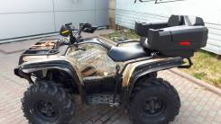 Yamaha Grizzly 700 EPS, 2010