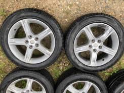 Комплект колёс на зимней резины (5шт)