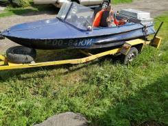 Продам водомётный катер Обь 1
