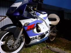 Suzuki GSX-R 600, 1999