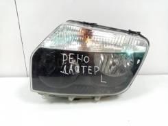 Фара левая Renault Duster 1 [260604384]