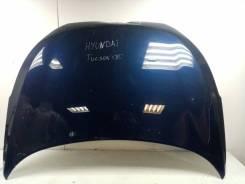 Капот Hyundai Tucson 3