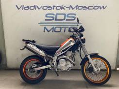 Продам эндуро Yamaha Tricker 250, 2010