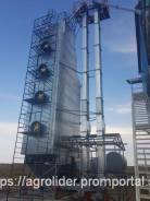Зерносушилка шахтная модульная RIR-10