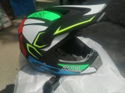 Шлем кросс размер М, L