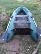 Продам лодку пвх Тайга 290, с мотором