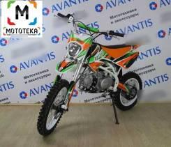 Avantis Classic 125 17/14 Мототека, 2020