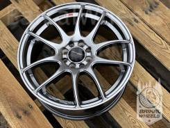 Новые Work Emotion Cr-kiwami -HyperBlack- [BaikalWheels]