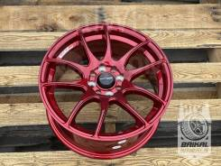 Новые Work Emotion Cr-kiwami -Candy Red- [BaikalWheels]
