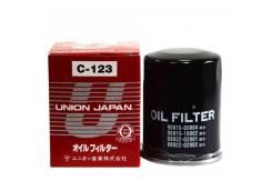 Фильтр масляный Union C123 Toyota/Lexus/Suzuki/Nissan/