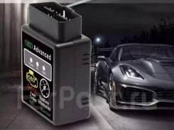 Универсальный авто сканер ELM328 OBD2 Bluetooth версия 1.5/100%