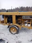 Продается компрессорная установка на шасси прицепа ЗИФ-ПВ-5М