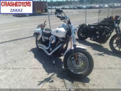 Harley-Davidson Dyna Fat Bob FXDF, 2013