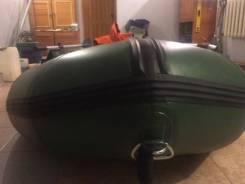ПВХ надувная моторная лодка Sun Marine