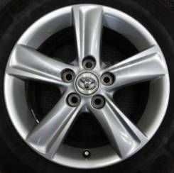 Отличные оригинал диски Toyota. Без пробега по РФ.