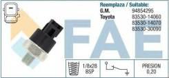 Датчик давления масла FAE 12550 Toyota/Lexus/Mazda/Honda