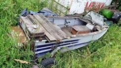Лодка-амфибия самодельная