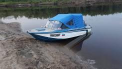 Лодка моторная ОКА-4