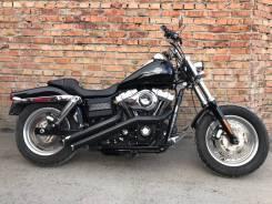 Harley-Davidson Dyna Fat Bob FXDF, 2010