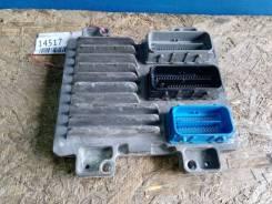 Блок управления двигателем, эбу Opel Astra J 2009-2015 [12643636] 1.4T A14NET