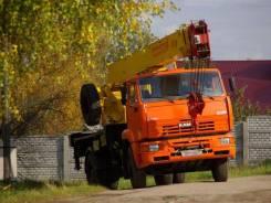 Аренда автокрана 16 тонн Ивановец КС-35714К-3