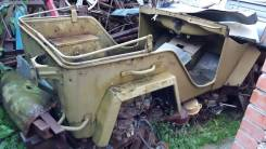 Кузов ГАЗ-67