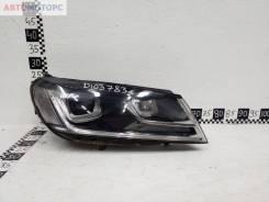 Фара передняя правая Volkswagen Touareg 2 Restail ксенон ДХО