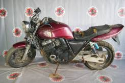 Мотоцикл Honda CB400SF, NC31, 1995г, полностью в разбор