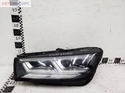 Фара передняя левая Audi Q5 2 LED
