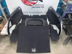 Уценка! Обшивка багажника с пеналом (комплект) Subaru Outback BPE #3