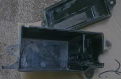 Крышка аккумулятора бокс на suzuki adress 100