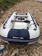 Продам лодку BARG 380