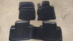 Автомобильные коврики для Mitsubishi Outlander левый руль CW5W, CW6W