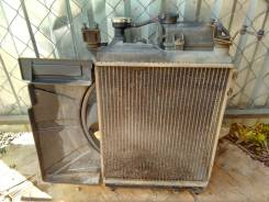 Радиатор охлаждения двигателя Hyundai Getz