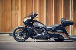 Harley-Davidson CVO, 2010