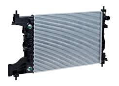 Радиатор охл. для а/м Chevrolet Cruze/Opel Astra J (09-)OPEL, Chevrolet