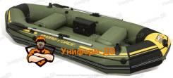 Надувная лодка Bestway Marine Pro (2,91м)