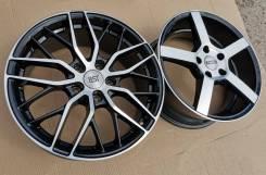 Новые литые диски на Toyota Camry, Corolla R17