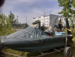 """Аэроглиссер """"Пиранья-1М"""""""