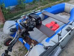 Лодка ПВХ 300 + мотор mercury 5лс