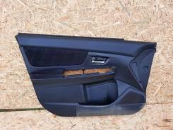 Обшивка двери передняя левая Subaru Impreza WRX STI VA