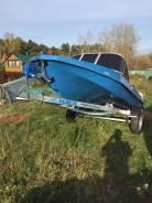 Продам лодку «обь-м» с прицепом