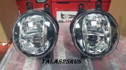 Туманки LED Toyota Alphard 2010+