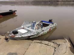 Лодка Крым + Tohatsu 30