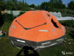 Плот спасательный надувной ПСН-10