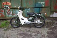 Yamaha Mate 50, 2012