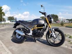 Мотоцикл Motoland Scrambler 250, 2020
