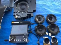 Аудиосистема Mcintosh весь комплект Subaru Legacy, B4, Outback
