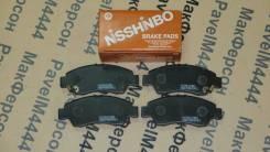 Тормозные колодки Nisshinbo Япония передние для Honda (много моделей)