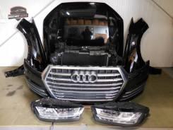 Ноускат AUDI, Целиком, под ключ (Передний срез автомобиля)